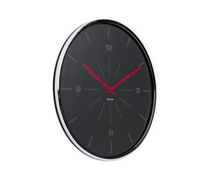Karlsson Wall Clock Thin Line