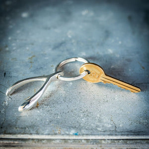 Culinary Concepts wishbone key ring