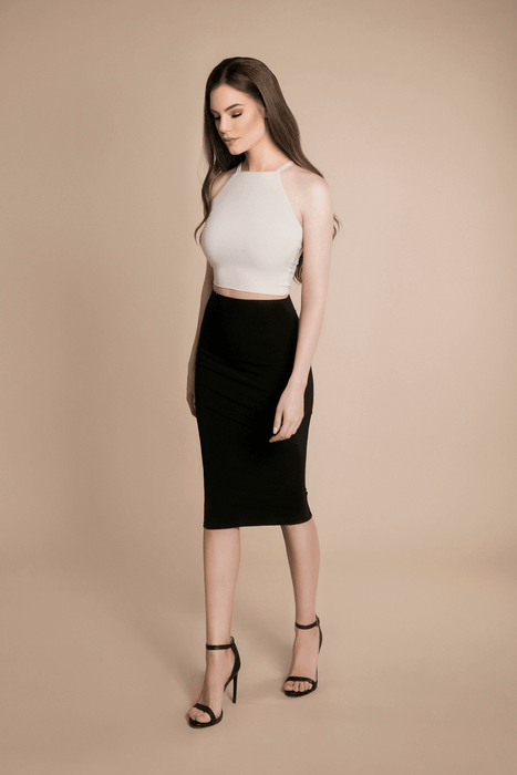 Bombshell the Label - L.A. Crop Top