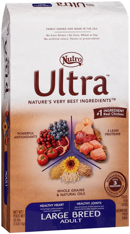 Nutro Ultra Large Breed Adult Dry Dog Food