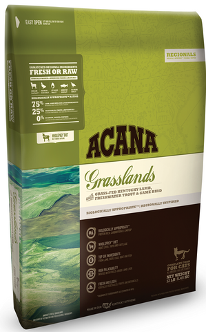 ACANA Regionals Grasslands Formula Cat and Kitten Dry Cat Food