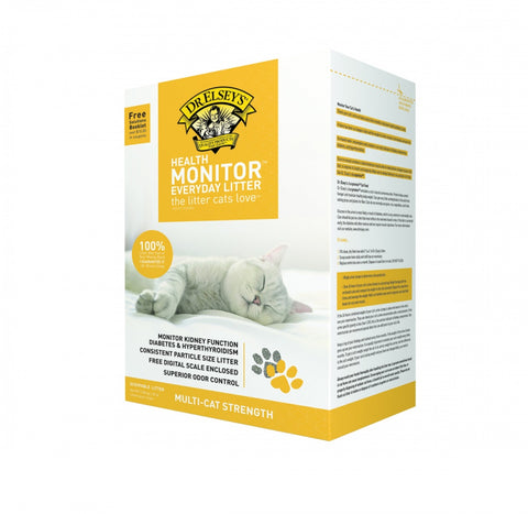 Dr. Elsey's Health Monitor Everyday Cat Litter