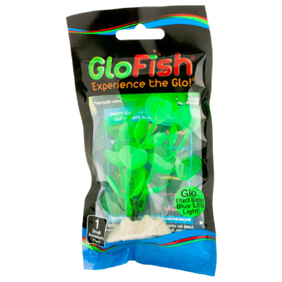 GloFish® Aquarium Plants Fluorescent Green