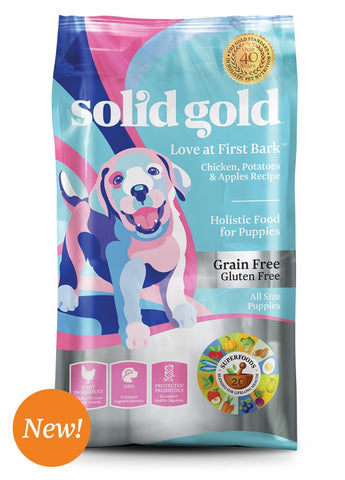 Solid Gold Love at First Bark™ With Chicken, Potatoes & Apples Recipe Dog Food