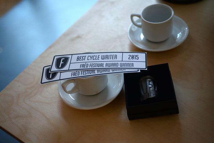 Fréd Awards - image ©Lovely Bicycle