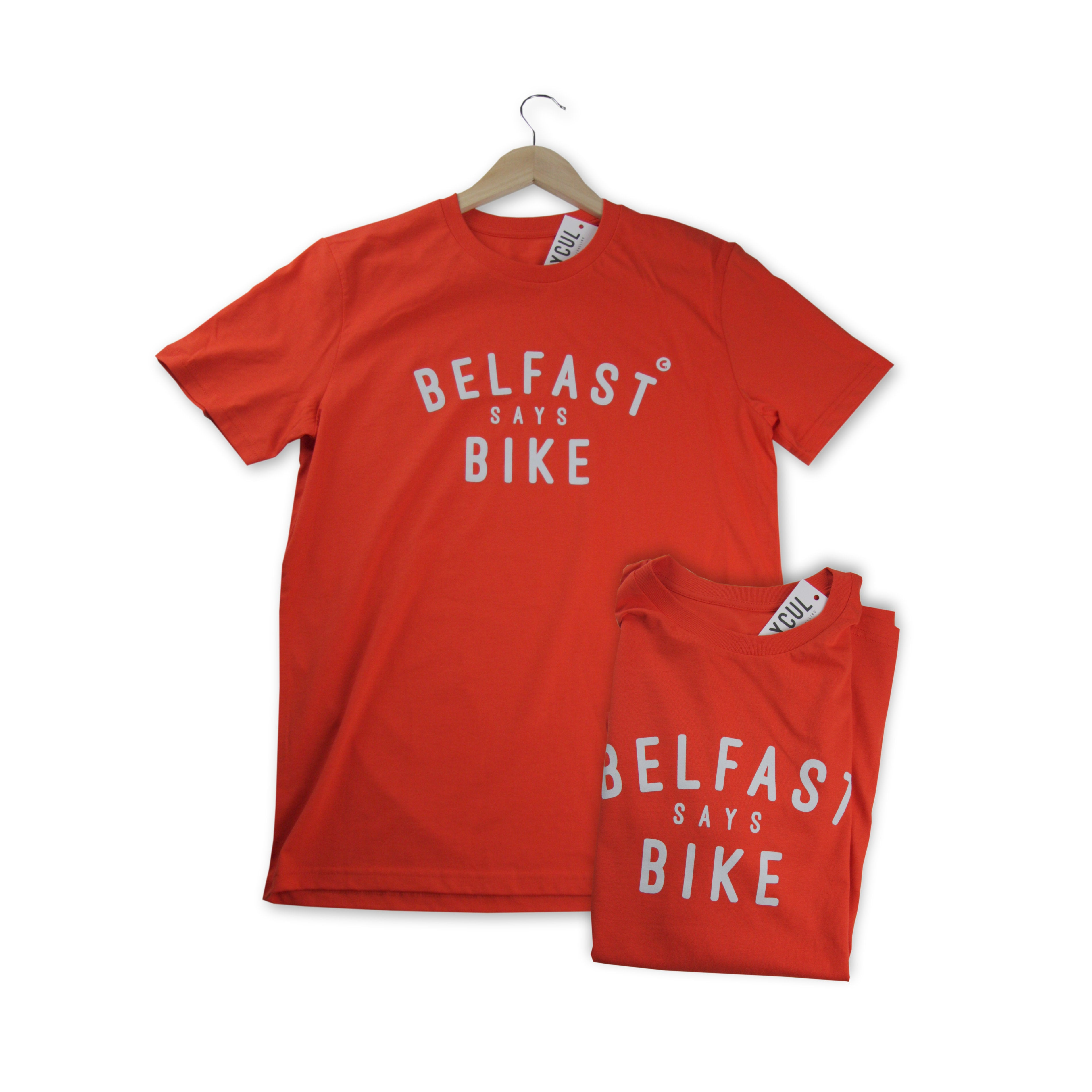 Belfast Says Bike