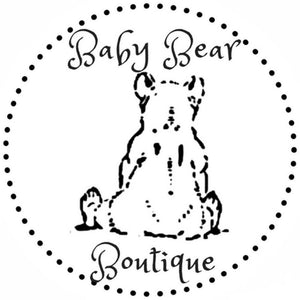 Baby Bear Boutique -- Handmade Kids Clothing: Mama Bear Made. Cub Approved.