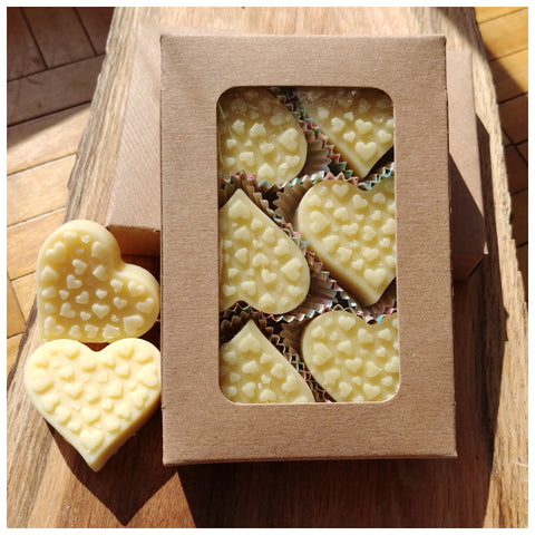 BUTT NAKED (Unscented) beeswax melts - Countryside Treasures | Unscented Collection