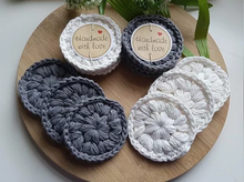 Natural Exfoliating Facial Scrubber Pads (3PK) - Countryside Treasures