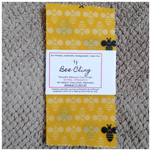 EXTRA STRENGTH Reusable Beeswax Food Wrap - Countryside Treasures