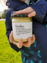 TEACHER beeswax candle - Countryside Treasures