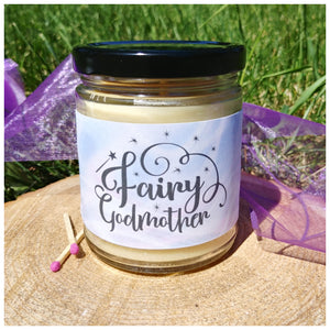 FAIRY GODMOTHER beeswax candle - Countryside Treasures