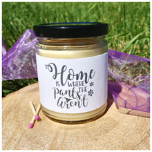 HOME IS WHERE THE PANTS AREN'T - Handmade Beeswax Candle | Countryside Treasures