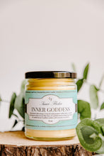 INNER GODDESS - Asian Sandalwood beeswax candle - Countryside Treasures | Summer Collection