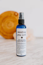 Sending You Love - Lime Geranium | Room & Linen Sprays - Countryside Treasures
