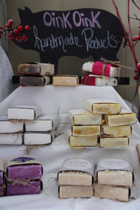 Lard-Based Soaps | Countryside Treasures