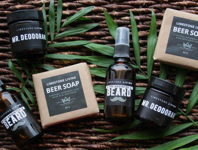 Beard Oil - Countryside Treasures
