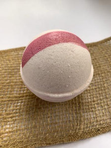 Pink Sugar Bath Bomb - Old Country Bath & Body | Handmade Self Care Gifts | Countryside Treasures