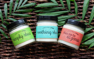 Natural Shea Butters - Countryside Treasures