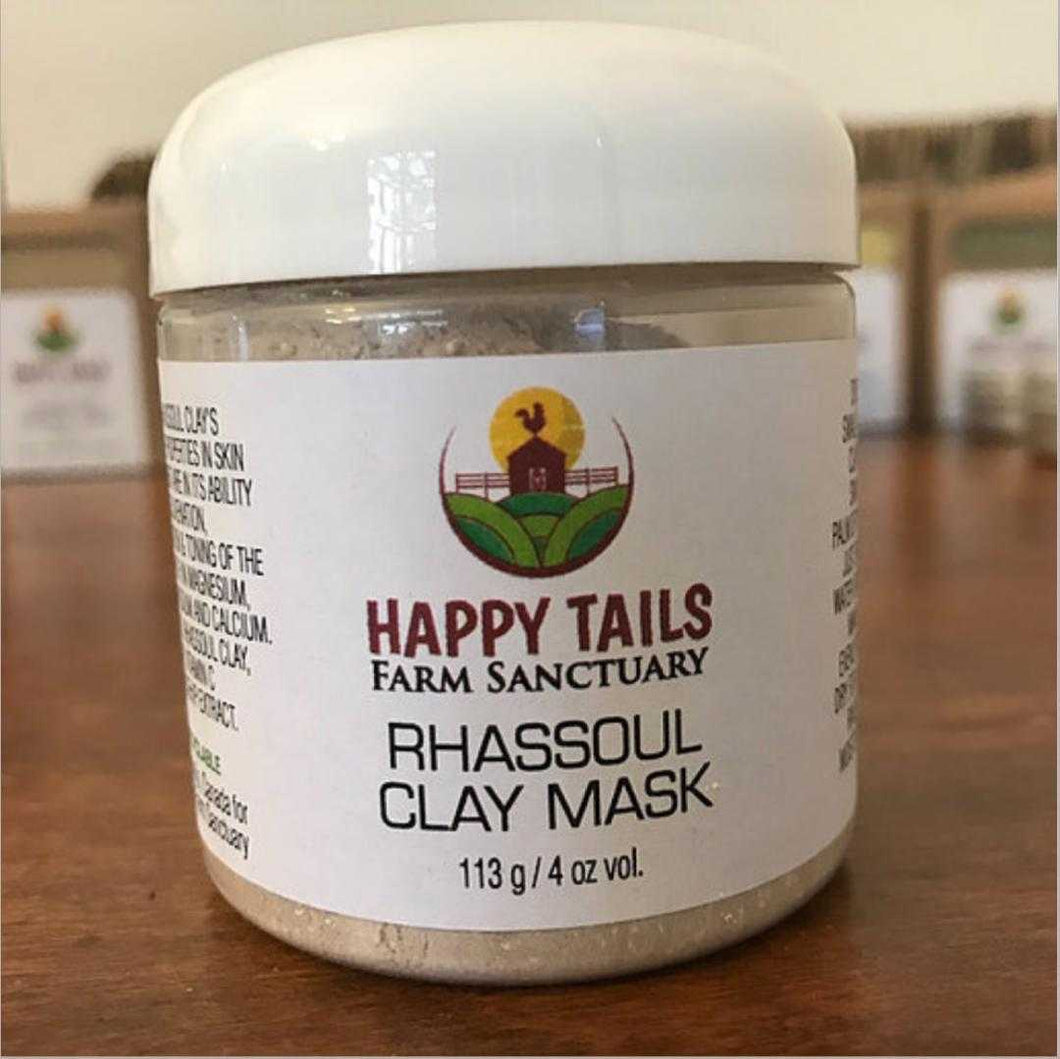 Rhassoul Clay Mask (Vegan) - Countryside Treasures