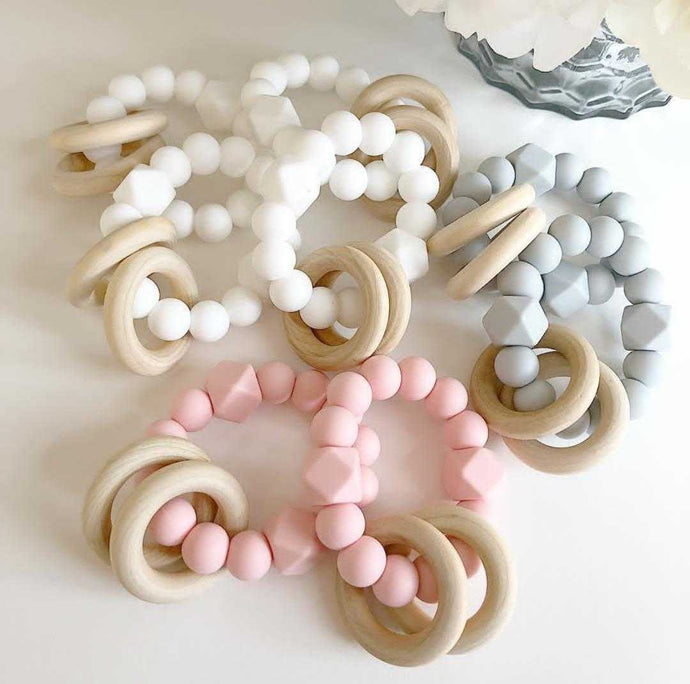Baby Rattle | Teethers - Countryside Treasures