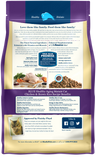 Blue Buffalo Healthy Aging Chicken and Brown Rice Recipe Dry Food for Mature Cats