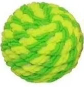MultiPet Rope Ball Cat Toy