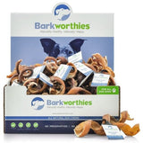 Barkworthies CurlyBully Sticks Dog Treats