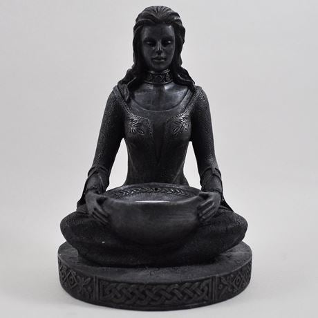 Meditation Tealight Holder 18cm