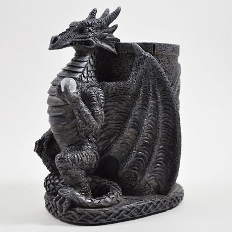 Dragon Pen Pot 11.5cm