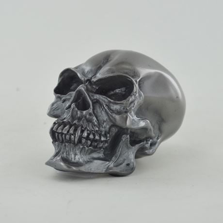 Celtic Skull in Gun Metal 9cm