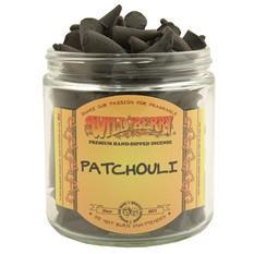 Wildberry Patchouli Incense Cones
