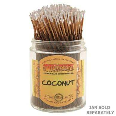 Wildberry Incense Coconut Shorties™