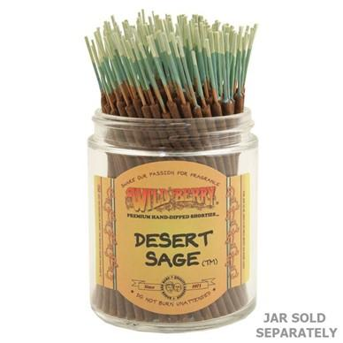 Wildberry Incense Desert Sage™ Shorties™