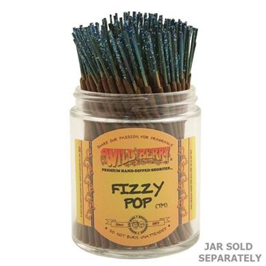 Wildberry Incense Fizzy Pop™ Shorties™