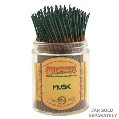 Wildberry Incense Musk Shorties™