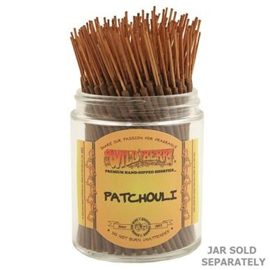 Wildberry Incense Patchouli Shorties™