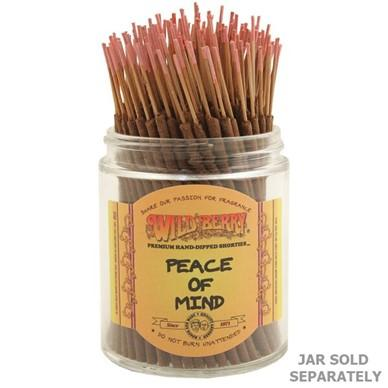 Wildberry Incense Peace of Mind™ Shorties™