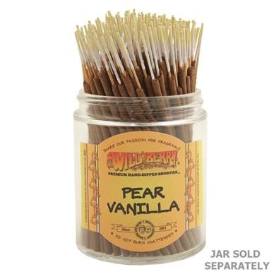Wildberry Incense Pear Vanilla Shorties™