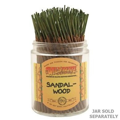 Wildberry Incense Sandalwood Shorties™