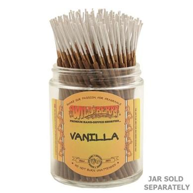 Wildberry Incense Vanilla Shorties™