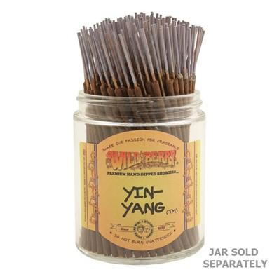Wildberry Incense Yin Yang™ Shorties™