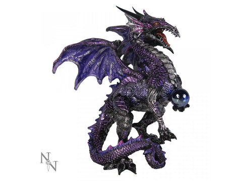 Purple Dragon Protector 14.5cm