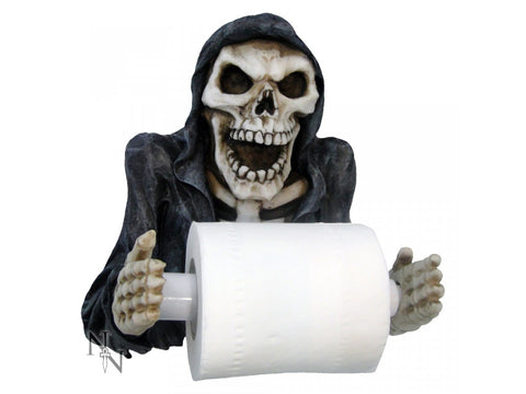 Reapers Revenge Toilet Roll Holder 26cm