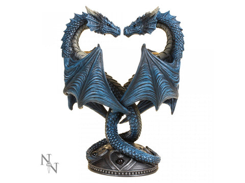 Dragon Heart by Anne Stokes 23cm