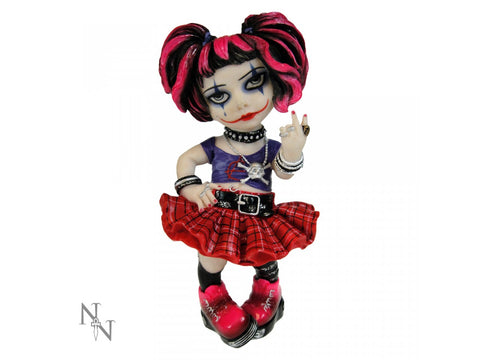 Little Miss Rebel 15cm