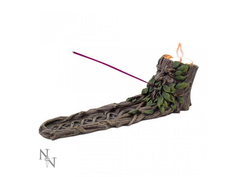 Wildwood Incense and Tealight Holder 25cm