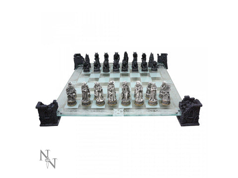 Vampire and Werewolf Chess Set 43cm