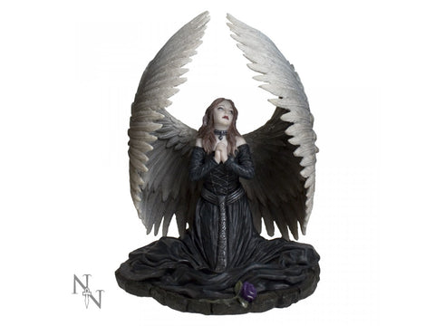 Prayer for the Fallen by Anne Stokes 23cm