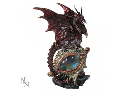 Eye Of The Dragon Red 21cm